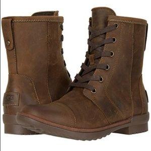 UGG Ashbury Lace Up Waterproof Boots